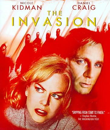 INVASION BY KIDMAN,NICOLE (Blu-Ray)